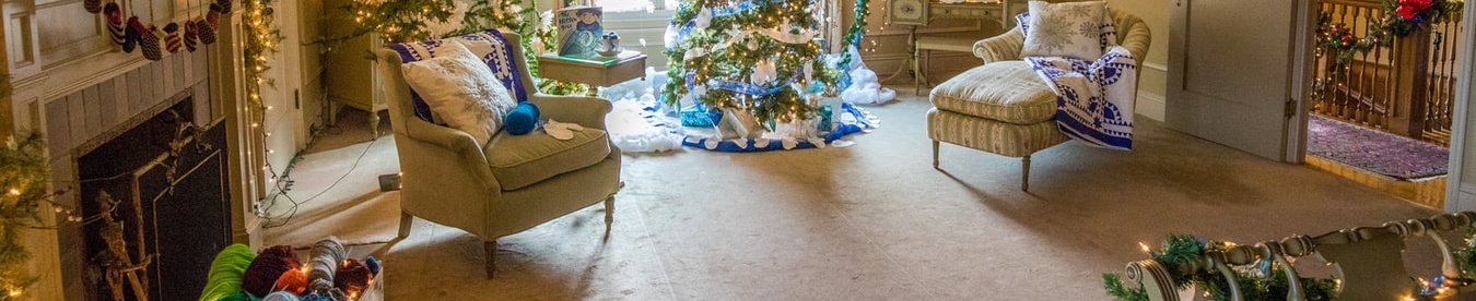 Holiday Carpet Cleaning Tips